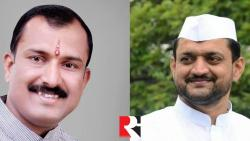 MLA Sunil Shelke's criticism on Bala Bhegade from Pavana pipeline