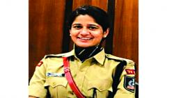 IPS Anchal dalal