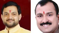 Former MLA Bala Bhegade thanked Pandharpurakar for winning the by-election