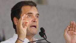 congress leader rahul gandhi compares agriculture laws to death sentence
