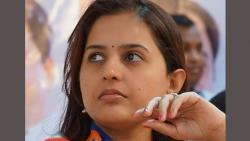 mp pritam munde gome after two month in beed news