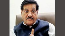 Arnab Goswami's chat serious; The Center should investigate this thoroughly Says Congress Leader Prithviraj  Chavan