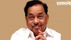 Narayan Rane in Vasai on Saturday; Curious about what to say to the state government ....