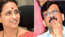 Rain falls in Mumbai due to inaction of unnatural front says BJP leader Chitra Wagh