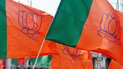 bjp corporator threatens his son for property