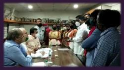 Congress PCMC City Chief Aspirants Interview