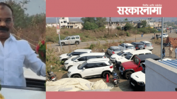 Pimpri Police Confiscated Motor Cars of Gaja Marne Gang Members
