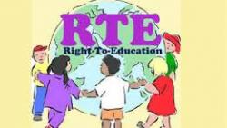 Only 46 schools in the district got RTE admission fee