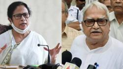 left front support mamata banerjee in controversy against governor