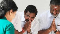 Sasikala criticize AIDMK leaders on telephonic coversetion with party workers