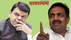 He showed that Fadnavis is not with Marathi people: Jayant Patil