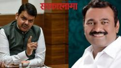 Will Devendra Fadnavis do 'Correct Program' of Mahavikas Aghadi government now?