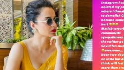 Kangana Ranaut says she will not last on instagram more than week