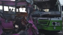 three congress workers died in accident in moga district in punjab