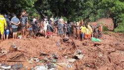 due to excessive rainfall 138 persons died in maharashtra state
