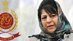 ED summons Mehbooba Muftis mother to appear in person
