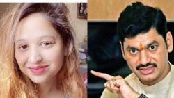 singer renu sharma withdraws her complaint against dhananjay munde