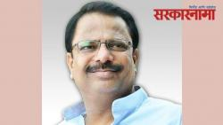 In the South Solapur constituency, Dilip Mane turned his attention agai