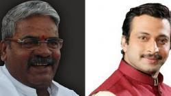 Shivajirao Adhalrao and Amol Kolhe Supporters Taunting Each other on Social Media