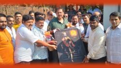 Udayanraje Felicitated by Supporters