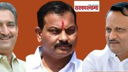 Ajit Pawar sanctioned Rs 13 crore for repairing barrages in Solapur as per the demand of Prashant Paricharak