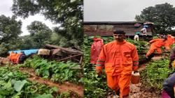 Finally the NDRF team reached Ambeghar; Success in finding six bodies