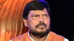CM's helicopter that went to Mumbai should come back to Satara: Ramdas Athavale