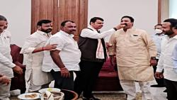 After the success of Pandharpur, the responsibility of Pune, Kolhapur Municipal Corporation fell on MP Ranjitsinh Naik Nimbalkar