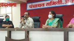 Covid center of 100 oxygen beds to be started in Akkalkot from tomorrow : KalyanShetty