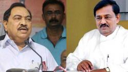 BHR Fraud : Inquiry stopped due to pressure on then Co-operation Minister Subhash Deshmukh: Khadse