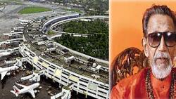 Naming of Navi Mumbai Airport; The name of Shivsena chief will be decided in the cabinet