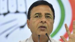 cbi court babri verdict runs counter to the supreme court judgment says randeep surjewala