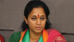 MP Supriya Sule accuses central government over MP funds