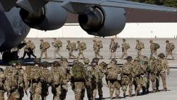 america will withdraw it troops from iraq, iran and syria says donald trump