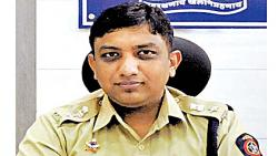 SP of Satara honored for his remarkable work in Gadchiroli