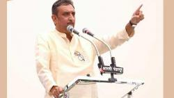 BJP MLA Prashant Paricharak's open challenge to NCP