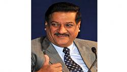 Congress Leader Prithviraj Chavan