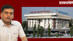 Suspension of a teacher who refuses Kovid's duty