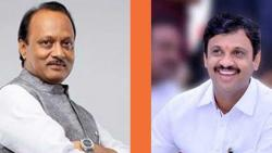 Rahul kool met Ajit Pawar after a six years