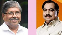 Khadse understands, will not leave the party : BJP State President Chandrakant Patil's faith
