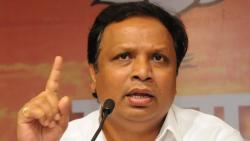 bjp leader targets ncp over bad condition of mumbai goa highway