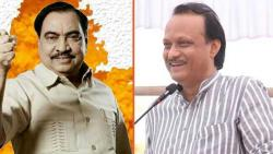 Supriya Sule made Khadse talk to Ajit pawar on the phone