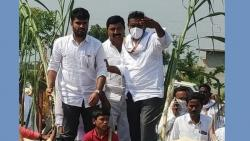 .... Therefore, the strike of sugarcane workers was  suspension : Suresh Dhas