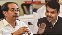 CM Uddhav Thackeray inspected the Flood situation in Kolhapur