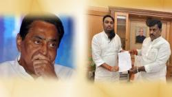 Big jolt to Kamalnath as Congress MLA Gives Resignation and Joins BJP