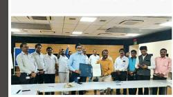 Bosch Company in Nashik Made Agreement with Workers Union