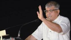 Prakash Ambedkar Stand will be Final in Teltumbde Issue
