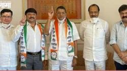 BJP state vice-president R. C. Patil joins NCP