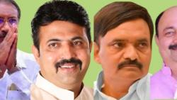 The party is trying to change the district president of Solapur NCP