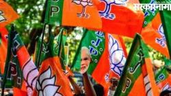 BJP ahesd in gujrat local bodies election
